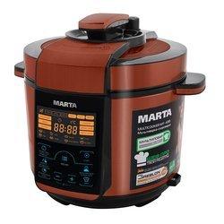 Marta MT-4309 (черный/красный)
