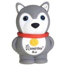 SmartBuy Wild Series Dog 4GB (серый)