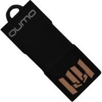 qumo sticker 8gb (черный)