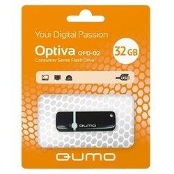 Qumo Optiva OFD-02 32Gb (черный)