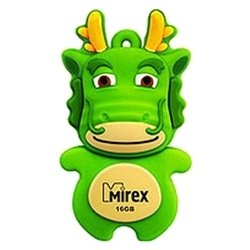 Mirex DRAGON 16GB (зеленый)