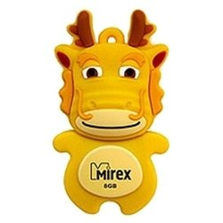 Mirex DRAGON 8GB (желтый)