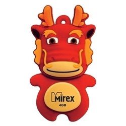 mirex dragon 4gb (красный)