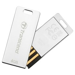 transcend jetflash t3s 4gb (металл)