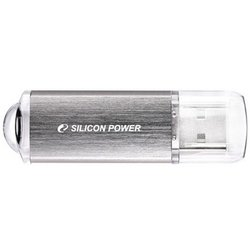 Silicon Power UFD ULTIMA II-I 4Gb (серебро)