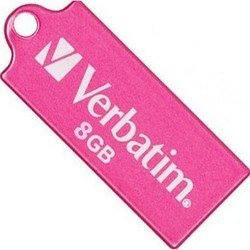 Verbatim Micro USB Drive 8GB (Розовый)