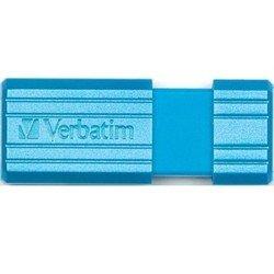 Verbatim Store 'n' Go PinStripe 16GB (синий)