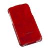 Чехол-флип для Apple iPhone 6, 6s 4.7 (Liberti Project R0007111) (красный) - Чехол для телефонаЧехлы для мобильных телефонов<br>Чехол защищает Ваше устройство от грязи, пыли, брызг и других нежелательных внешних повреждений.<br>