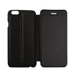 "чехол-книжка для apple iphone 6, 6s 4.7"" (element case soft-tec r0007151) (черный)"
