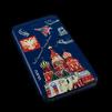 Чехол-книжка для Apple iPhone 6 Plus, 6s Plus 5.5 (Liberti Project R0006667) (синий) - Чехол для телефонаЧехлы для мобильных телефонов<br>Чехол защищает Ваше устройство от грязи, пыли, брызг и других нежелательных внешних повреждений.<br>