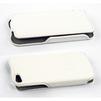Чехол-флип для Apple iPhone 5, 5S, SE (CD126487) (белый) - Чехол для телефонаЧехлы для мобильных телефонов<br>Чехол защищает Ваше устройство от грязи, пыли, брызг и других нежелательных внешних повреждений.<br>