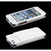 Чехол-флип для Apple iPhone 5, 5S, SE (R0000286) (белый) - Чехол для телефонаЧехлы для мобильных телефонов<br>Чехол защищает Ваше устройство от грязи, пыли, брызг и других нежелательных внешних повреждений.<br>