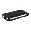 Чехол-флип для Apple iPhone 5C (SM002206) (черный) - Чехол для телефонаЧехлы для мобильных телефонов<br>Чехол защищает Ваше устройство от грязи, пыли, брызг и других нежелательных внешних повреждений.<br>
