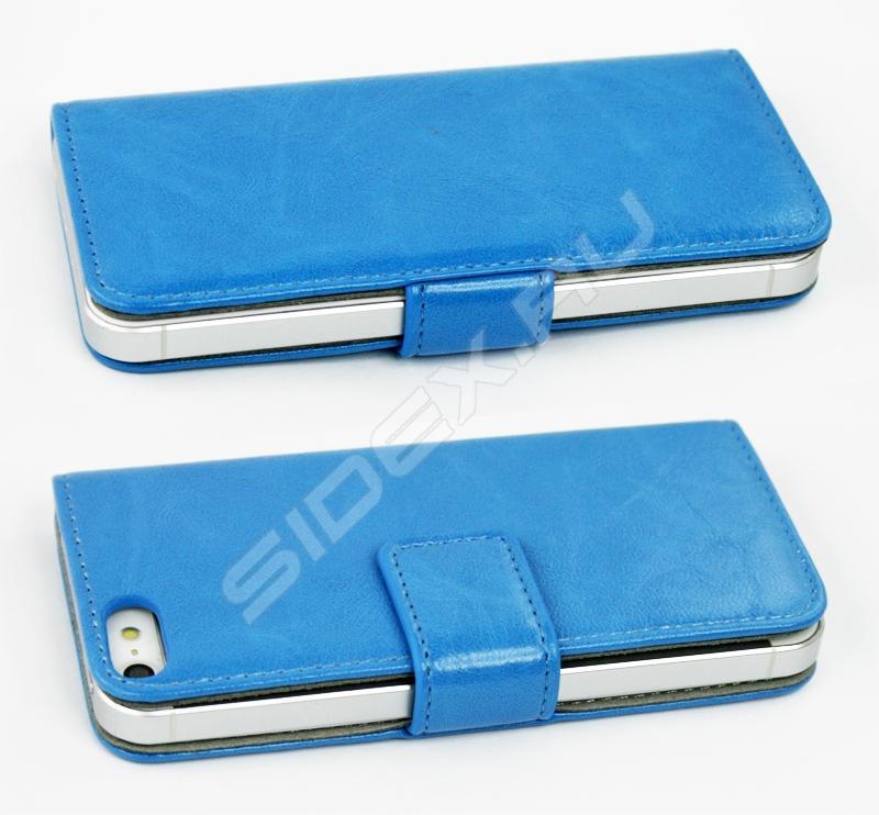 Чехол - книжка iBox Premium для Samsung A3 белый