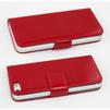 Чехол-книжка для Apple iPhone 5, 5S, SE (CD126268) (розовый) - Чехол для телефонаЧехлы для мобильных телефонов<br>Чехол защищает Ваше устройство от грязи, пыли, брызг и других нежелательных внешних повреждений.<br>