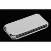 Чехол-флип для Apple iPhone 4, 4S (R0006532) (белый) - Чехол для телефонаЧехлы для мобильных телефонов<br>Чехол защищает Ваше устройство от грязи, пыли, брызг и других нежелательных внешних повреждений.<br>