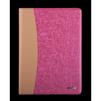 Чехол-книжка для Apple iPad Air 2 (RICH BOSS R0007241) (кожа, розовый, бежевый) - Чехол для планшетаЧехлы для планшетов<br>Плотно облегает корпус и гарантирует надежную защиту от царапин и потертостей.<br>