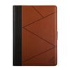 Чехол-книжка для Apple iPad Air 2 (RICH BOSS Executive Case R0007233) (коричневый, черный) - Чехол для планшетаЧехлы для планшетов<br>Плотно облегает корпус и гарантирует надежную защиту от царапин и потертостей.<br>