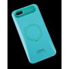 Чехол-накладка для Apple iPhone 6, 6s 4.7 (i-Glow R0007163) (бирюзовый, зеленый) - Чехол для телефонаЧехлы для мобильных телефонов<br>Чехол защищает Ваше устройство от грязи, пыли, брызг и других нежелательных внешних повреждений.<br>