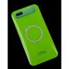 Чехол-накладка для Apple iPhone 6, 6s 4.7 (i-Glow R0007162) (зеленый, салатовый) - Чехол для телефонаЧехлы для мобильных телефонов<br>Чехол защищает Ваше устройство от грязи, пыли, брызг и других нежелательных внешних повреждений.<br>