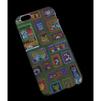 Чехол-накладка для Apple iPhone 6, 6s 4.7 (Luminous Lightweight Case R0007173) (картины с котами) - Чехол для телефонаЧехлы для мобильных телефонов<br>Чехол защищает Ваше устройство от грязи, пыли, брызг и других нежелательных внешних повреждений.<br>