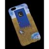 Чехол-накладка для Apple iPhone 6, 6s 4.7 (Luminous Lightweight Case R0007175) (Кот на лугу) - Чехол для телефонаЧехлы для мобильных телефонов<br>Чехол защищает Ваше устройство от грязи, пыли, брызг и других нежелательных внешних повреждений.<br>