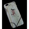 Чехол-накладка для Apple iPhone 6, 6s 4.7 (Luminous Lightweight Case R0007168) (Кот на стуле) - Чехол для телефонаЧехлы для мобильных телефонов<br>Чехол защищает Ваше устройство от грязи, пыли, брызг и других нежелательных внешних повреждений.<br>