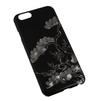 Чехол-накладка для Apple iPhone 6, 6s 4.7 (Macuus R0006083 Бонсай) (черный) - Чехол для телефонаЧехлы для мобильных телефонов<br>Чехол защищает Ваше устройство от грязи, пыли, брызг и других нежелательных внешних повреждений.<br>