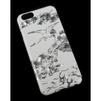 Чехол-накладка для Apple iPhone 6, 6s 4.7 (Macuus R0006082 Журавль) (белый) - Чехол для телефонаЧехлы для мобильных телефонов<br>Чехол защищает Ваше устройство от грязи, пыли, брызг и других нежелательных внешних повреждений.<br>
