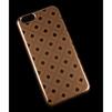 Чехол-накладка для Apple iPhone 6, 6s 4.7 (Macuus R0006143 Золотые ромбики) (золотистый) - Чехол для телефонаЧехлы для мобильных телефонов<br>Чехол защищает Ваше устройство от грязи, пыли, брызг и других нежелательных внешних повреждений.<br>