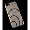 Чехол-накладка для Apple iPhone 6, 6s 4.7 (Macuus R0006327 Круги) (золотистый) - Чехол для телефонаЧехлы для мобильных телефонов<br>Чехол защищает Ваше устройство от грязи, пыли, брызг и других нежелательных внешних повреждений.<br>