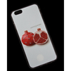 Чехол-накладка для Apple iPhone 6, 6s 4.7 (Macuus R0006672 Гранат) (белый) - Чехол для телефонаЧехлы для мобильных телефонов<br>Чехол защищает Ваше устройство от грязи, пыли, брызг и других нежелательных внешних повреждений.<br>