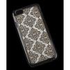 Чехол-накладка для Apple iPhone 6, 6s 4.7 (Macuus R0006679 Золотые снежинки) (белый) - Чехол для телефонаЧехлы для мобильных телефонов<br>Чехол защищает Ваше устройство от грязи, пыли, брызг и других нежелательных внешних повреждений.<br>