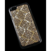 Чехол-накладка для Apple iPhone 6, 6s 4.7 (Macuus R0006682 Золотые снежинки) (золотистый) - Чехол для телефонаЧехлы для мобильных телефонов<br>Чехол защищает Ваше устройство от грязи, пыли, брызг и других нежелательных внешних повреждений.<br>