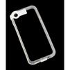 Чехол-накладка для Apple iPhone 5, 5S, SE с кабелем Apple 8-pin (CONNECT R0005670) (белый) - Чехол для телефонаЧехлы для мобильных телефонов<br>Чехол защищает Ваше устройство от грязи, пыли, брызг и других нежелательных внешних повреждений.<br>