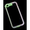 Чехол-накладка для Apple iPhone 5, 5S, SE с кабелем Apple 8-pin (CONNECT R0005672) (зеленый) - Чехол для телефонаЧехлы для мобильных телефонов<br>Чехол защищает Ваше устройство от грязи, пыли, брызг и других нежелательных внешних повреждений.<br>