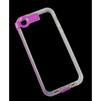 Чехол-накладка для Apple iPhone 5, 5S, SE с кабелем Apple 8-pin (CONNECT R0005673) (сиреневый) - Чехол для телефонаЧехлы для мобильных телефонов<br>Чехол защищает Ваше устройство от грязи, пыли, брызг и других нежелательных внешних повреждений.<br>