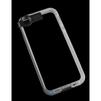 Чехол-накладка для Apple iPhone 5, 5S, SE с кабелем Apple 8-pin (CONNECT R0005671) (черный) - Чехол для телефонаЧехлы для мобильных телефонов<br>Чехол защищает Ваше устройство от грязи, пыли, брызг и других нежелательных внешних повреждений.<br>