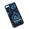 Чехол-накладка для Apple iPhone 5, 5S, SE (Denis Simachev R0003937 цветы) (синий) - Чехол для телефонаЧехлы для мобильных телефонов<br>Чехол защищает Ваше устройство от грязи, пыли, брызг и других нежелательных внешних повреждений.<br>
