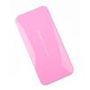Чехол-накладка для Apple iPhone 5, 5S, SE (iSikey R0002393) (розовая) - Чехол для телефонаЧехлы для мобильных телефонов<br>Чехол защищает Ваше устройство от грязи, пыли, брызг и других нежелательных внешних повреждений.<br>