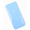 Чехол-накладка для Apple iPhone 5, 5S, SE (iSikey R0002394) (синяя) - Чехол для телефонаЧехлы для мобильных телефонов<br>Чехол защищает Ваше устройство от грязи, пыли, брызг и других нежелательных внешних повреждений.<br>