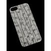 Чехол-накладка для Apple iPhone 5, 5S, SE (MACUUS R0006160 Бамбук) (белый) - Чехол для телефонаЧехлы для мобильных телефонов<br>Чехол защищает Ваше устройство от грязи, пыли, брызг и других нежелательных внешних повреждений.<br>