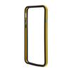 Чехол бампер для Apple iPhone 6, 6s 4.7 (R0006710) (желтый с черным)  - Чехол для телефонаЧехлы для мобильных телефонов<br>Плотно облегает корпус и гарантирует надежную защиту от царапин и потертостей.<br>