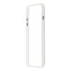 Чехол бампер для Apple iPhone 6 Plus, 6s Plus 5.5 (R0006379) (белый, прозрачный)  - Чехол для телефонаЧехлы для мобильных телефонов<br>Плотно облегает корпус и гарантирует надежную защиту от царапин и потертостей.<br>