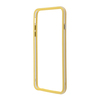 Чехол бампер для Apple iPhone 6 Plus, 6s Plus 5.5 (R0006382) (желтый, прозрачный)  - Чехол для телефонаЧехлы для мобильных телефонов<br>Плотно облегает корпус и гарантирует надежную защиту от царапин и потертостей.<br>