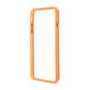 Чехол бампер для Apple iPhone 6 Plus, 6s Plus 5.5 (R0006384) (оранжевый, прозрачный)  - Чехол для телефонаЧехлы для мобильных телефонов<br>Плотно облегает корпус и гарантирует надежную защиту от царапин и потертостей.<br>