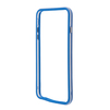 Чехол бампер для Apple iPhone 6 Plus, 6s Plus 5.5 (R0006380) (синий, прозрачный)  - Чехол для телефонаЧехлы для мобильных телефонов<br>Плотно облегает корпус и гарантирует надежную защиту от царапин и потертостей.<br>