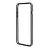 Чехол бампер для Apple iPhone 6 Plus, 6s Plus 5.5 (R0006378) (черный, прозрачный)  - Чехол для телефонаЧехлы для мобильных телефонов<br>Плотно облегает корпус и гарантирует надежную защиту от царапин и потертостей.<br>