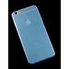 Чехол-накладка для Apple iPhone 6 Plus, 6s Plus 5.5 (Liberti Project TPU R0006387) (синий) - Чехол для телефонаЧехлы для мобильных телефонов<br>Плотно облегает корпус и гарантирует надежную защиту от царапин и потертостей.<br>