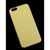 Чехол-накладка для Apple iPhone 6 Plus, 6s Plus 5.5 (Liberti Project R0006645) (мелкая точка, желтый) - Чехол для телефонаЧехлы для мобильных телефонов<br>Плотно облегает корпус и гарантирует надежную защиту от царапин и потертостей.<br>
